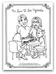 coloring pages worksheets free vegetable garden coloring books printable activity pages for kids