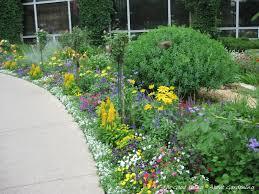 Sidewalk Garden Ideas Perennial Garden Ideas Stylish Garden Edging Next To Sidewalk