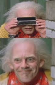 Doc Brown Meme - smug doc brown back to the future know your meme