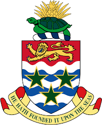 Sea Flag Meanings Coat Of Arms Of The Cayman Islands Wikipedia