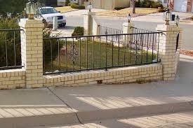 iron fence denver colorado decorative ornamental fence