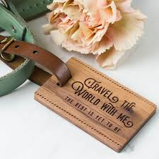 best 25 luggage tags wedding 25 unique personalised luggage tags ideas on leather
