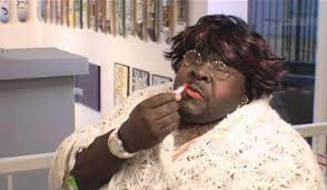 Black Lady Meme - fat black lady blank template imgflip