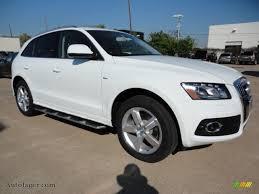 Audi Q5 White - 2012 audi q5 3 2 fsi quattro in ibis white photo 7 043182