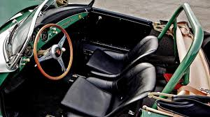 porsche speedster interior for sale some of jerry seinfeld u0027s porsche classics up for auction