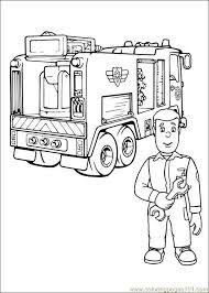 fireman sam 27 coloring free fireman sam coloring pages