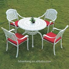 Wrought Iron Outdoor Table Chairs White Wrought Iron Outdoor Furniture Luxury Patio Chairs As White