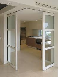 sliding kitchen doors interior height corner meeting cavity sliders pinteres