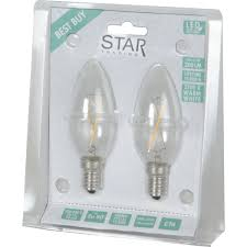 best buy light bulbs led l e14 2 pack best buy star trading