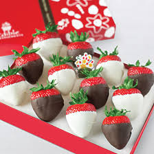 white chocolate dipped strawberries white and semisweet chocolate strawberries box edible arrangements