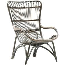 Rattan Accent Chair High Back Accent Chair The Design Rattan High Back Chair Is
