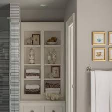 bathroom shelving ideas built in bathroom shelves design ideas