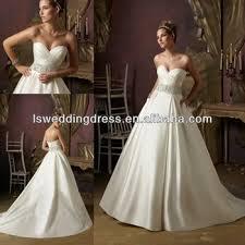 high waist wedding dress wd2820 white sweetheart neckline high waist beaded pearl mixed