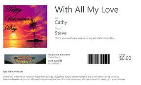 sale my gift card hawaiian experience spa s day gift sale
