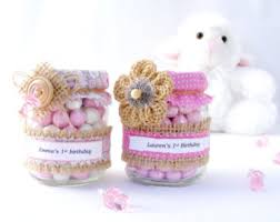 baby girl shower favors baby shower favors in jar rustic diy baby shower baby girl boy