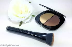 marc jacobs light filtering contour powder marc jacobs instamarc light filtering contour powder the shape brush