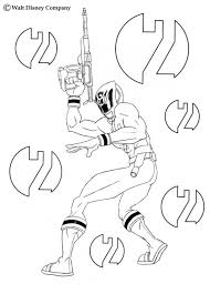 power ranger u0027s car coloring pages hellokids