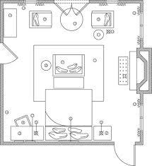 clarke residence master bedroom alice lane