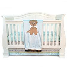 Puppy Crib Bedding Sets One Grace Place Puppy Pal Boy Infant Crib Bedding Set