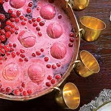 cran raspberry vanilla punch recipe myrecipes