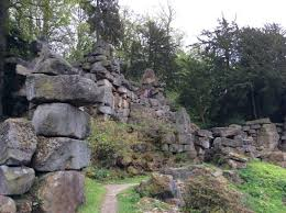 the rock garden picture of chatsworth house bakewell tripadvisor