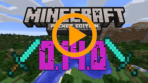 minecraft pocket edition apk 0 9 0 update 0 14 0 minecraft pocket edition wiki fandom powered by