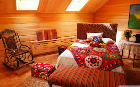 Rustic Looking Bedroom Design Ideas Decorative Elements In Rustic Decorating Ideas