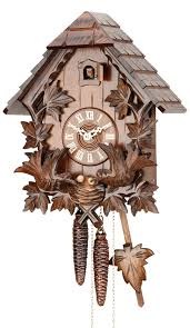 cuckoo clock 1 day movement carved style 34cm by hekas u2013 cuckoo forest