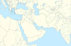 Map Middle East by File Outline Map Of Middle East Svg Wikimedia Commons