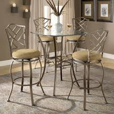 trent design pub tables bistro triangle pub table set wayfair