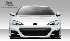 subaru brz custom body kit duraflex frp scion fr s subaru brz 86 r body kit 6 piece u003e 2013 2016