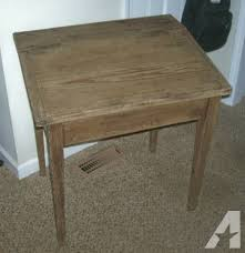 Small Wood Writing Desk Primitive Antique Small Wood Writing Desk For Sale In Pace