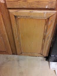 replacing damaged kitchen cabinet doors