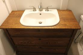 diy bathroom vanity with vessel sink kitchen is listed in our