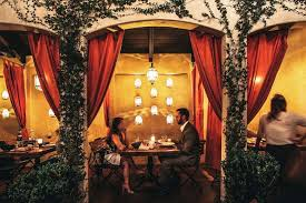 most restaurants in los angeles for a great la date