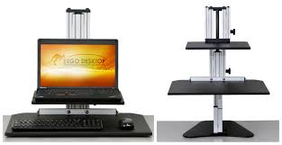 Ergo Standing Desk by Enter To Win An Adjustable Height Desk By Ergo Desktop Usa Love List