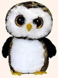 ty beanie boos owliver owl plush moa ty beanie
