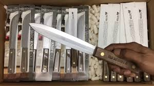unpacking of old hickory knives shipment from usa youtube