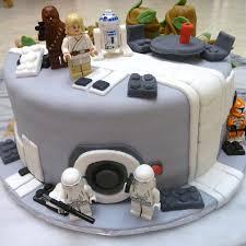 star wars birthday cakes star wars cakes u2013 decoration ideas