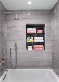Tile Bathroom Countertop Ideas Colors Best 25 Gray Shower Tile Ideas On Pinterest Large Tile Shower