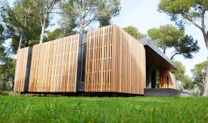 sustainable homes inhabitat green design innovation watch this passive popup house snap together like legos