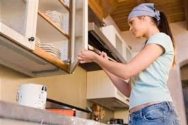 tips for painting kitchen cupboards and cabinets home n