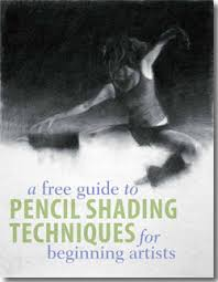 free guide to pencil shading techniques for beginning artists