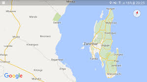 Zanzibar Map Travel Apps That You Have To Have