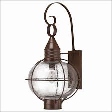 outdoor awesome bronze outdoor lighting outdoor garage lights