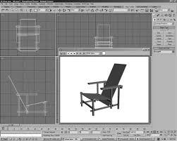Home Design 3d Furniture Folding Chair Home Design Software 3ds 3d Studio Software