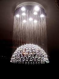 Glamorous Chandeliers Long Chandelier Stunning Editonline Us