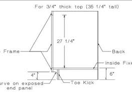 Kitchen Pantry Cabinet Dimensions 100 Kitchen Cabinets Sizes Cabinet Sizes Archives Rta
