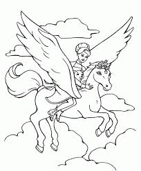 horse coloring pages for kids coloring home
