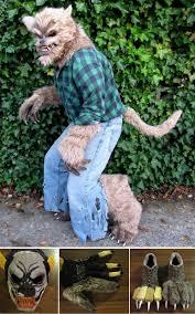 Werewolf Halloween Costume Diy Werewolf Costume Maskerix